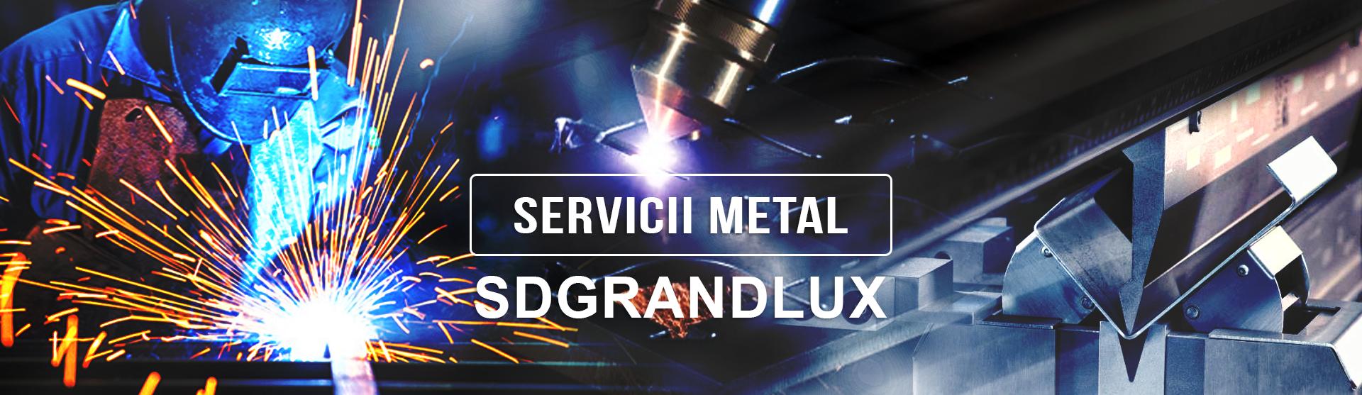 Servicii metal
