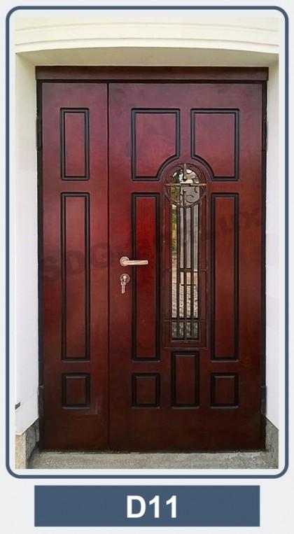 железная уличная дверь россия