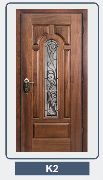 двери стальные покрытие коваными элементами