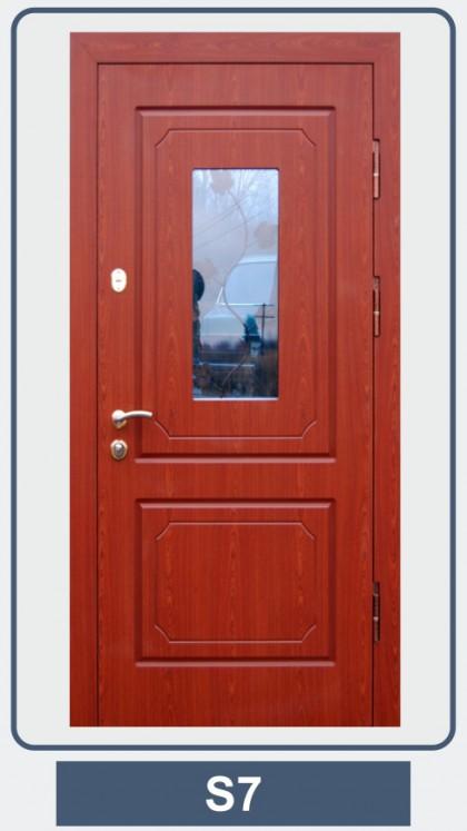 купить металлическую дверь в воскресенске недорого